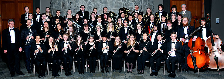 2017 National Youth Band of Canada