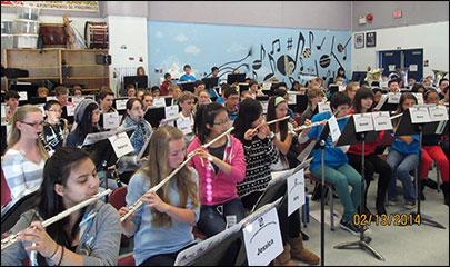 Southern Alberta Junior Honour Band